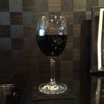 七輪ダイニング 煙巻 - 赤ワイン