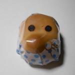 中浦食品株式会社 - どじょう掬いまんじゅう 個別包装でほっかむりを演出。