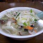 ヤマト - タンメン(塩)700円