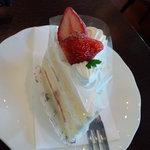 Bon-Coin - いちごのショートケーキ