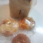 Bon-Coin - 食パン300円と・・パンたち