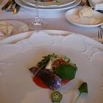 ガッリレオ - <ランチメニューPranzoA>の「温製の前菜」