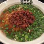 麺屋 こころ - 台湾ラーメン