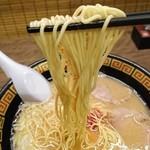 一蘭 - 麺  リフト