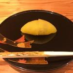 よし吉 - デザート柚子餅