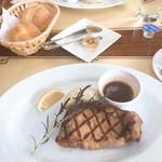 パーク・サイド・グリル - 鹿児島産黒豚