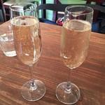 CAFE&WINE DINING RAINBOW - ランチ1h飲み放題 1000円