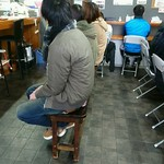 龍横健 - 店内