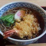 そば丸花 - 料理写真:天ぷらそば