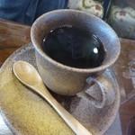 古民家cafe ほっこり - ブラジル 400円