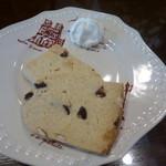 古民家cafe ほっこり - 手作りチョコチップクッキー 200円