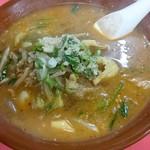 本郷 - 料理写真:担々麺