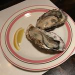 ビストロ・ボルドー - 生牡蠣