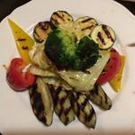 ビストロ・ボルドー - 野菜のグリエ