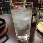 加賀屋 - チューハイ レモン