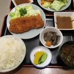 62932067 - 味噌カツ定 980円(税別)。