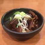 nagoyasaiseisakabamitsuemon - 牛すじどて煮
