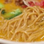 広尾はしづめ - 山椒麺