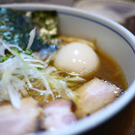 麺処 びぎ屋 - 味玉付き