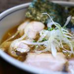 麺処 びぎ屋 - ダブルチャーシュー