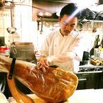 東京 ITALIAN AKATSUKA - 料理写真:切り落としのハモンセラーノ