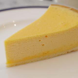 ルコント - 料理写真:ベイクドチーズケーキ
