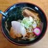 Kouchiyan - 料理写真:しょうゆラーメン(550円)