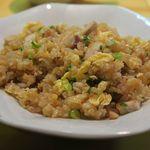 麺や 一福 - 中焼めし300円