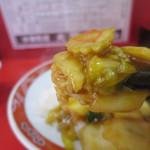 62935935 - カレー中華丼
