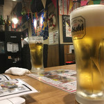 62937616 - 先ずは生ビール