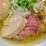 千茶屋 - 三種のチャーシュー【料理】