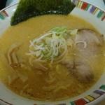 麺屋 開高 帯広本店 - 味噌ラーメン