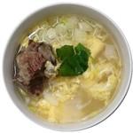 たから亭 - コムタンスープ