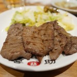味の牛たん 喜助 - 牛たん炭火焼(単品)