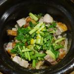 62941292 - 鶏ごぼうの炊き込みご飯