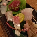 男前料理と五島列島直送の魚 神楽坂はずれ 無花果 -