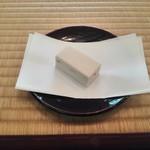 芳松庵 - 料理写真:お茶菓子