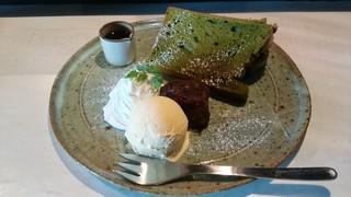 スノーカフェ焙煎工房 - 「シフォンケーキ」カスタマイズ