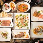 ★『肉バルコース』3時間飲み放題&食べ放題込み8品3980円⇒2980円