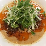 62952505 - 担々麺/辛3・野菜増し