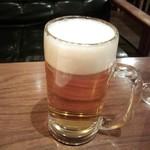 ネパリダイニング ダルバート - 生ビールはプレミアムモルツ