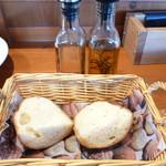 ANGI - 自家製パン