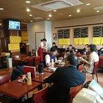 マンプク - 中華・和・洋定食 マンプク @豊洲 店内 左奥にも部屋があります