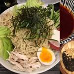 鯉のぼり - 激辛つけ麺(5番)