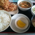 62956101 - ザンギ定食(B)880円