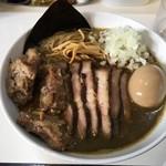 拉麺ろはん - 料理写真:カンタローラーメン
