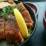 62960608 - ソースカツ丼(ロース)