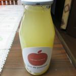 アートキッチン神戸エピスリー - 長野県産りんごを使用した生搾りりんごジュース 180ml