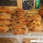 手作りハムとパンの店 こぶたのしっぽ - スパイシーチーズブレッド