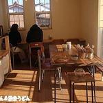 手作りハムとパンの店 こぶたのしっぽ - イートイン